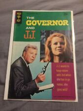 The Governor And J.J. Comic Book 1970 3 Angie Dickinson