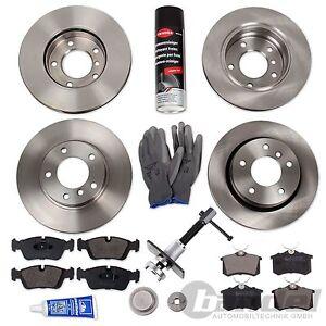 Bremsscheiben Bremsbeläge hinten für Volvo V40 Kombi VW S40 I VS Mitsubishi