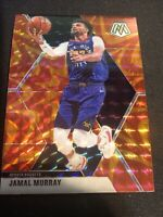 Jamal Murray 2019-20 Panini Mosaic Orange Reactive #141