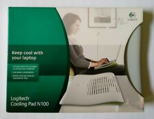 Logitech Notebook Cooling Pad Green Accent N100 W