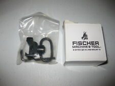 Fischer MTAC QD Sling Mount and Swivel with Release Button, Pica Tinny/Weaver,