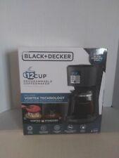 NEW Black & Decker 12 cup Coffee Maker