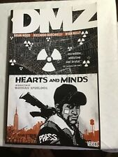 Dmz Hearts And Minds