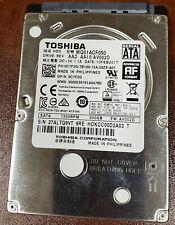"Toshiba 500GB Internal 7200RPM 2.5"" (MQ01ACF050) HDD"
