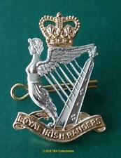 THE ROYAL IRISH RANGERS CAUBEEN BADGE