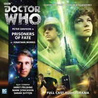 Big Finish Prisoners of Fate (Doctor Who) (Audio CD), MORRIS, JONATHAN