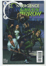 Convergence #2 of 2  NM  Green Arrow  Marx Morales Ruffino   DC Comics   MD9