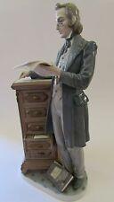 Lladro Spanish Porcelain Figure 5213 ATTORNEY Lawyer, Statesman 1983