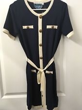Forever 21 Navy Sweater Dress, Size M