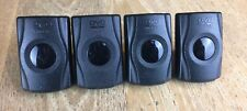 x4 Official MICROSOFT XBOX DVD (RECEIVER UNIT ONLY for Remote) Joblot