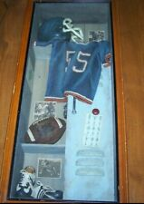 Football 3-D Picture Shadow Box About Face 1999 Jersey #55