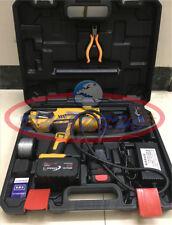 13200Mah 8-34mm 2 Batteries Automatic Rebar Tying Machine Rebar Tier Tool
