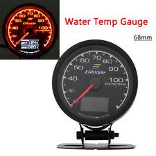 Digital 68mm 2.7inch LED Auto Car Water Temp Gauge Temperature Meter With Sensor