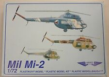 Aero 1/72 Mil Mi-2 Police Helicopter Hoplite  Model Kit 7203