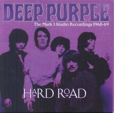DEEP PURPLE Hard Road 5CD Box The Mark 1 Studio Recordings 1968-69 * NEW