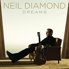 NEIL DIAMOND - DREAMS: CD ALBUM (2014)