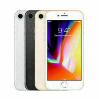 Apple iPhone 8 64GB 256GB iOS Smartphone Factory Unlocked Mobile Original Box
