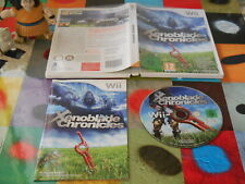 *-*-  XENOBLADE  CHRONICLES  ~~ _  cOmplet  pOur  NINTENDO  WII   -*-