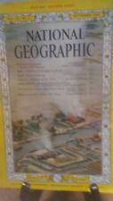 National Geographic Magazine Nat Geo November 1962(NG25)