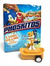 Rare espagnol PHOSKITOS Sonic The Hedgehog Boom Queue Figure (Peluche Jeu)