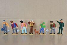 More details for lgb g scale track side worker figures compatible with aristocraft bachmann nx