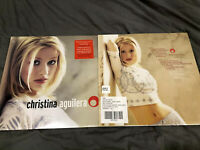 Christina Aguilera Debut  - LIMITED ORANGE MARBLE Colored Vinyl LP NEW SEALED