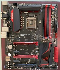 [TEILDEFEKT] ASUS Maximus VII Hero, Z97 Chipsatz, Intel Sockel 1150