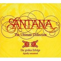"""SANTANA """"THE ULTIMATE COLLECTION"""" 2 CD ------ 39 TITEL ------ NEW"""