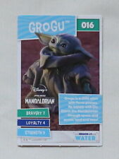Disney Heroes On A Mission Card No 016 Grogu Sainsbury's 2021 Free Postage