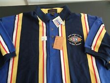 SUPER BOWL XXII San Diego 1998 Polo Shirt NEW Antigua Pro Line Size XL Broncos