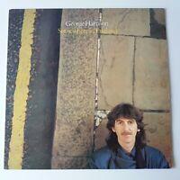 George Harrison Somewhere IN England - Vinyle LP Original GB Press Beatles Ex+
