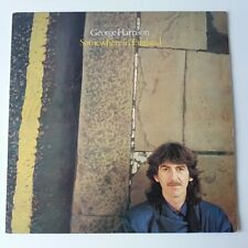 George Harrison Somewhere In England - Vinyl LP Original UK Press Beatles EX+
