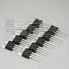 10 pz LM7812CV 7812 LM7812 L7812-regolatore 12V 1,5A - ART. DC25