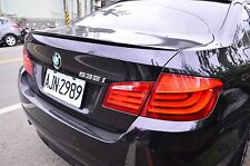 FOR BMW 5-Series F10 4DR Sedan M5 Type CARBON FIBER Rear Trunk Spoiler 528i 550i