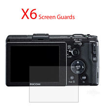 X6 Screen Protector Guard for Ricoh GR Digital IV III II 16.2 GRD4 GRD3 camera