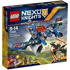 Lego Nexo Chevaliers 70320 Aaron Fox 's Aero-striker V2 -