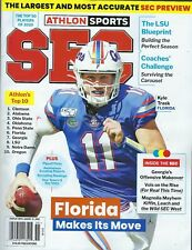 Athlons SEC Football 2020 Preview   University of  Florida