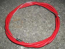Universal Brake Cable to Suit BMX Mountain Road Bikes Disc Rim Caliper Brakes Red