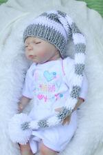 Mütze Baby Zipfelmütze Babymütze Fotoshooting - NEU Kopfum. 35 - 40 cm