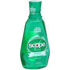 SCOPE Classic Mouthwash Original Mint - 1000 ML