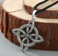 Celtic Knot Wiccan protection Irish Quaternary cross Slavic Amulet Nordic Symbol