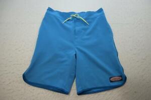 Vineyard Vines Board Shorts Whale Blue Water Swim Shorts Boys Size Large