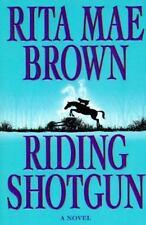 Riding Shotgun by Brown, Rita Mae, Good Book