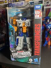 Transformers Earthrise Decepticon Airwave War for Cybertron Deluxe WFC-E18