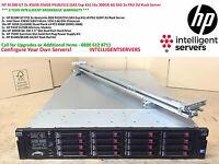 HP DL380 G7 2x X5650 256GB P410i/512 16x 300GB 6G SAS 2x PSU 2U Rack Server