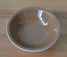 Vintage Mikasa brown dessert / cereal bowl BT1 ceramic Japan BLAT1