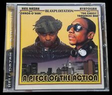Hell Razah & Ayatollah - Blaxploitation (A Piece Of The Action) Album CD