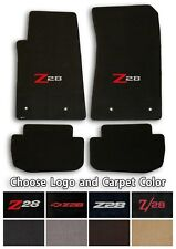 Chevrolet Camaro Z28 4pc Classic Loop Carpet Floor Mats - Choose Color & Logo
