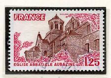 TIMBRE FRANCE OBLITERE N° 2001 EGLISE AUBAZINE / Photo non contractuelle
