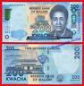 MALAWI 200 Kwacha 2017 Pick New  SC / UNC